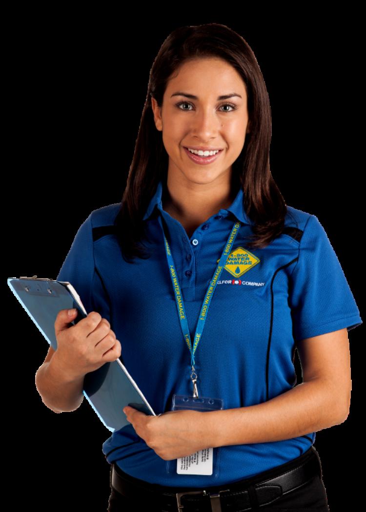 female service tech